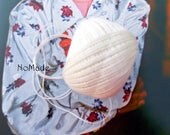 Ficelle de coton blanc pour vos petits emballages ou bijoux