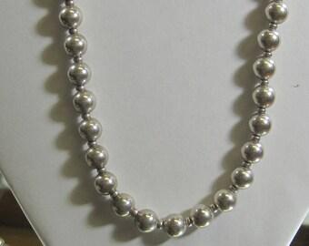 H-33 vintage Necklace and 2 bracelets 925 silver