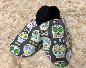 Soft Soled Shoes Tula Fabric A-M