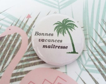 ♥ fine grade Badge - holiday centerpiece ♥
