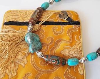 Necklace 100% Tibetan n3