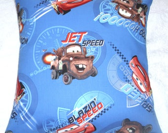 Disney Cars  characters Dark blue cushion