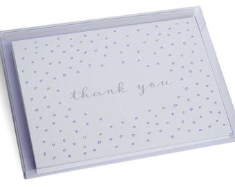 Confetti Thank You Cards - Set of 6
