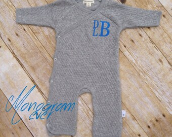 SALE Coming Home Outfit Boy- Take Home Outfit Newborn  - Newborn Boy- Going Home Outfit Boy-100% Organic Cotton Coverall