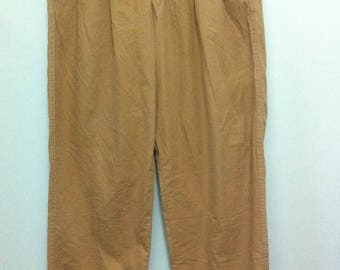 Nigel Cabourn Chinos Military Combat High Waist 30 Inches