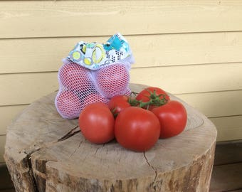 Fruit and vegetable reusable bag