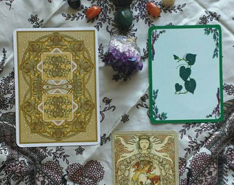 "Super ""One""-Card Tarot + Oracle Card Reading"