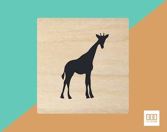 Giraffe - 1.5cm Rubber Stamp (DODRS0217)