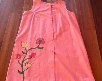 1960's-1970's MONTGOMERY WARD HOUSEDRESS