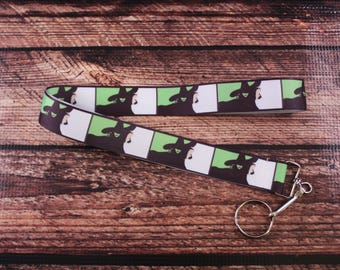 Wicked Inspired Lanyard