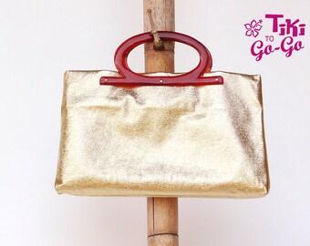 Golden Girl's Tiki Handbag