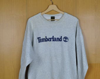 Vintage Sweater Timberland Weathergear Made In USA Nice Sweatshirt