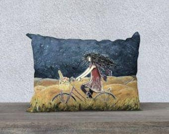 Stella: Fine Art Pillow