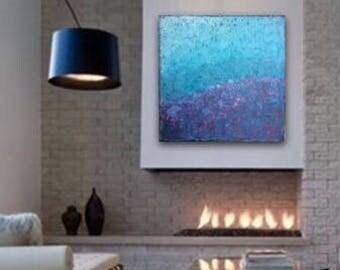 Large Original Abstract Painting Large Abstract Art Abstract Canvas Art Original  Painting Texture Wall Art