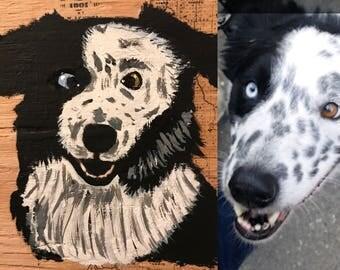 Customized Dog Leash Board