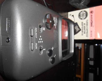 PC Engine GT, Re-Capped with 3 Games & AC Adapter