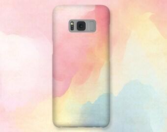 Samsung S8 Case Samsung Case S8 Samsung S8 plus case Samsung Case S8 plus - Watercolor Dream - Ultra Slim - 3D Hard Case