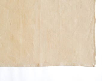 Place mat, handmade, 100% hemp