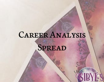Tarot Readings: Career Analysis Spread