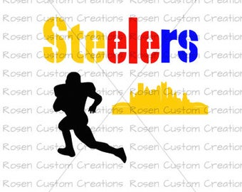 Steelers SVG. Pittsburg Steelers. Football. Tailgate. Football player. Team. Sports