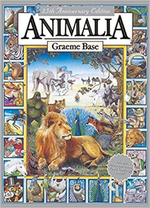 Animalia: Anniversary Edition