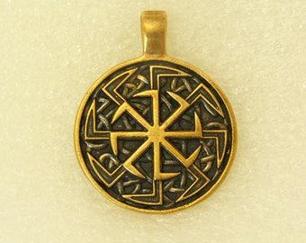 Amulet Pendant Svitovit