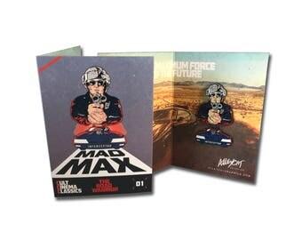Mad Max The Road Warrior Enamel Pin Set