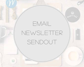 Email Newsletter Sendout - Send Email Marketing - Send Marketing Newsletter Online