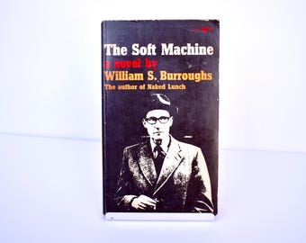 The Soft Machine William S. Burroughs paperback 1967