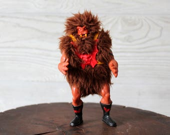 1985 MOTU He-Man Grizzlor Action Figure
