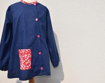 School girl blouse