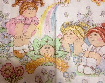 Set of 2 Standard Size Cabbage Patch Kids Pillow Cases