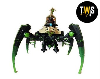 Warhammer 40k Necron Triarch Stalker, Commissioned Painting Services, Table Top Standards