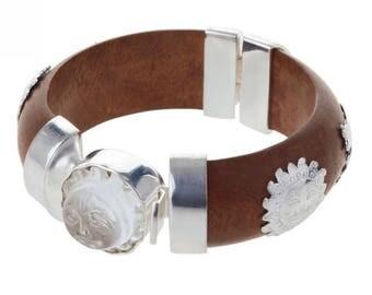 Grigioni Bracelet Silver big