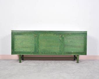 Finnish Oak Sideboard from Asko, 1965