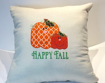 Happy Fall, Decorative Pillows, Thanksgiving Decor, Pumpkin Decor, Fall Home Decor, Holiday Decor, Happy Fall Yall, Thanksgiving Pillows