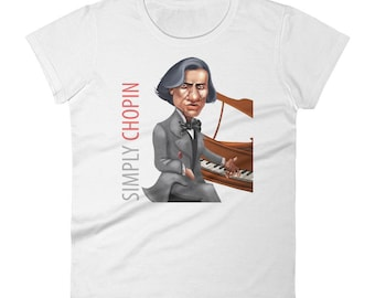 Simply Chopin Women's T-Shirt