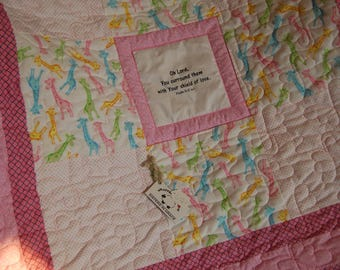 Bible Verse Blanket Etsy