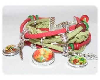 Cuff style bracelet * Nature இயல்பு * unique