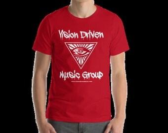Drippin' VDMG Shirt (White Logo)