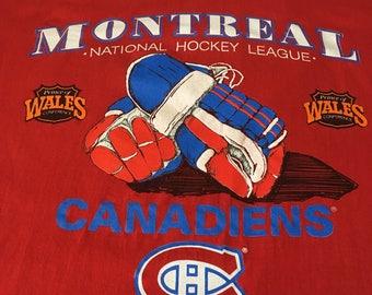 Montreal Canadiens Shirt 1992