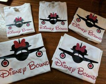 FREE SHIPPING/ Disney Bound Shirts/Disney Family Shirts/Disney Shirts/Family Disney Shirts/Disney Shirts for Women/Womens Disney Shirt