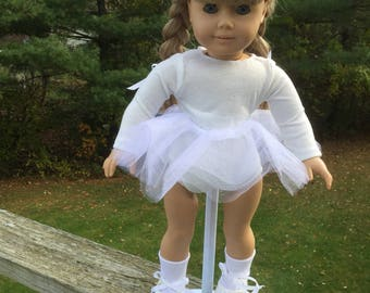 Ballet outfit for 18 inch doll