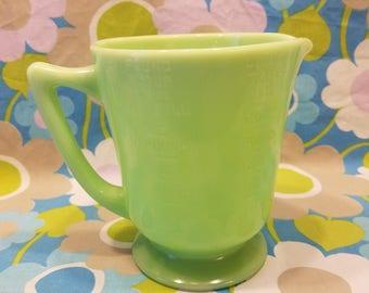 McKee 4 cup jadeite measuring pitcher