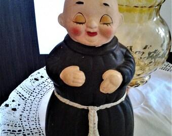 Monk Coin Bank - Monk piggy bank