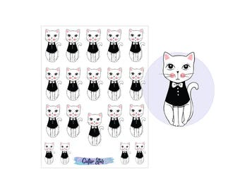 Stickers Kitten Cats Set 3