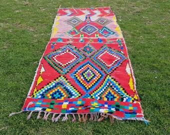 Lovely boujaad Berber rug , tapis Berber , alfombras, Berber teppich