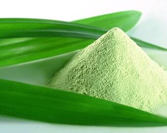Natural Pandan Leaves Powder