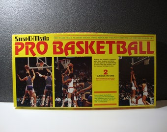 Strat-O-Matic Pro Basketball Board Game 1995-1996 Player Cards Series Complete Vintage Basketball Strategy Family Game