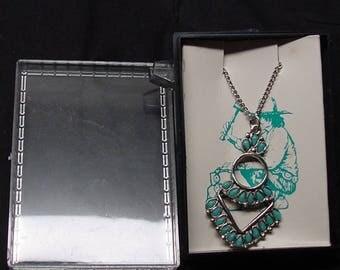 Vintage  Florenta Native American Necklace